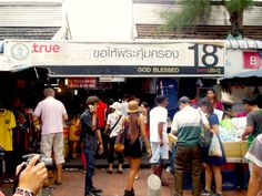 Bangkok big Market