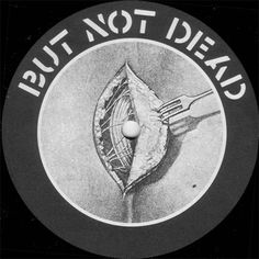 Crass - Christ - The Album / Well Forked - But Not Dead, 1982