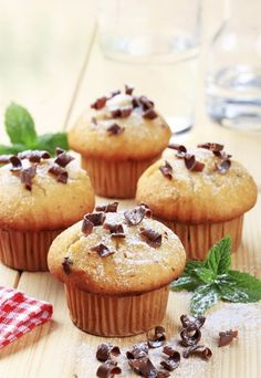 Die besten Muffin-Rezepte: http://www.gofeminin.de/kochen-backen/muffin-rezepte-d21739.html #muffins