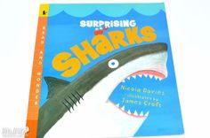 Shark Activities for Kindergarten and First Grade Shark Activities, Shark Games, Kindergarten Activities, Readers Workshop, Writer Workshop, Informational Texts, Nonfiction, Free Math Games, Ocean Unit