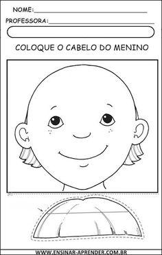 """Mais Atividades de Coordenação Motora ~ """" Cantinho do Educador Infantil """""""