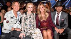 The adorable couples were the cutest friends in the audience at the Academy Of Country Music Awards on Sunday.