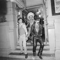 The Village People Stepping Out, The Grand Ballroom, NY, NY, June Meryl Meisler (source) New York Pictures, Village People, Studio 54, Cool Cats, Old And New, Yorkie, New York City, Cool Pictures, 1970s