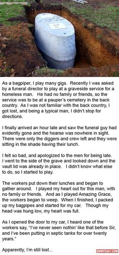 Don't normally like reading the long ones, but that's funny!! This is the best thing I've ever heard of! Dying!