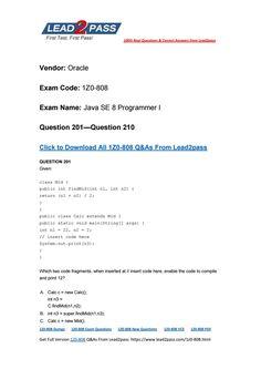 Oracle Database 11g: SQL Fundamentals | free oracle database