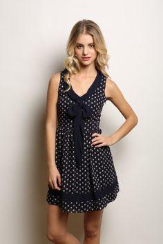 Tossa Tulip Print Dress