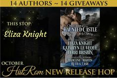 Love Historical Romance? What about free books? Once Upon a Haunted Castle by @ElizaKnight  #histrom #bookhop