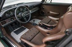 Porsche 964, Porsche Carrera, Singer Vehicle Design, Custom Wheels, E30, Restoration, Vehicles, Instagram, Person Sitting
