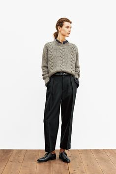 Androgynous Fashion Women, Boyish Outfits, Margaret Howell, Fall Winter Outfits, Fashion Outfits, Womens Fashion, Aesthetic Clothes, Minimalist Fashion, Beautiful Outfits