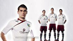 Burnley FC 2013/14 PUMA Away Kit