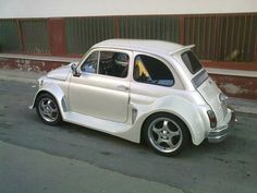 Fiat 500, Motor Car, Hot Rods, Automobile, Vehicles, Cars, Motorbikes, Car, Rolling Stock
