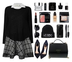 """""""vòng xoay"""" by bestraan ❤ liked on Polyvore featuring Christian Dior, Givenchy, Lancôme, Smashbox, Bobbi Brown Cosmetics, Clinique, Narciso Rodriguez, Essie, women's clothing and women's fashion"""