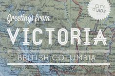 Victoria City Guide from Design Sponge. Could come in handy this summer! Victoria City, Victoria Canada, Rocky Mountains, Alaska, Victoria Vancouver Island, Victoria British Columbia, Most Beautiful Cities, Road Trippin, Canada Travel