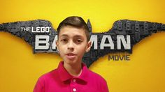 Film Review: The LEGO Batman Movie by KIDS FIRST! Film Critic Ryan R. #KIDSFIRST #LEGOBatman Ryan R, Michael Cera, Will Arnett, Lego Batman Movie, Film Review, Critic, Interview, Movies, Kids