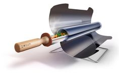 Portable High Efficiency Solar Cooker