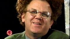"""John C. Reilly is Dr. Steve Brule, the host of """"Check It Out with Dr. Steve Brule"""", the show that checks it out."""