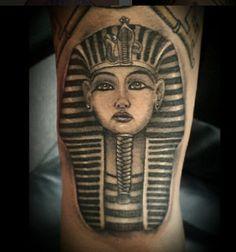 king tut tattoos - Google Search | tattoos | Pinterest | King tut ...