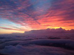 #sunrise #inflight