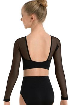 Body Wrappers Keyhole Pullover