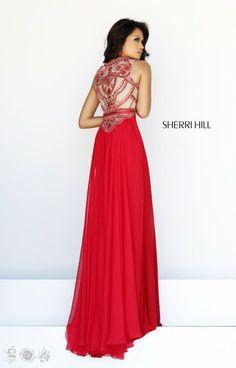 Sherri Hill 11069 Dress - 2014