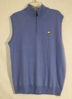 Amen Corner Collection Sweater Vest Light Blue Men's Size Medium NWT    eBay
