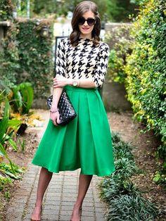 Saia  http://fashionmodavogue.blogspot.com.br/