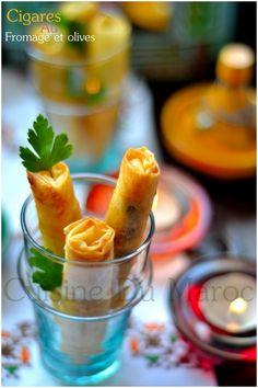 Cigares fromage et olives - Maroc Désert Expérience tours http://www.marocdesertexperience.com