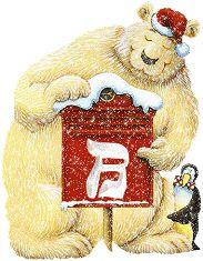 Animated Gif by Dawnette Nielsen Letter J, Grinch, Animated Gif, Ronald Mcdonald, Photos, Creations, Teddy Bear, Animation, Christmas Ornaments