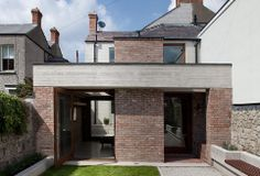 Extension to a Protected Structure, (Residential) Rathmines