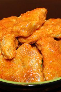 Chili's Boneless Buffalo Wings Copycat Recipe