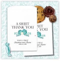Wedding Favor Bags  Treat Bags   Wedding Party Favors