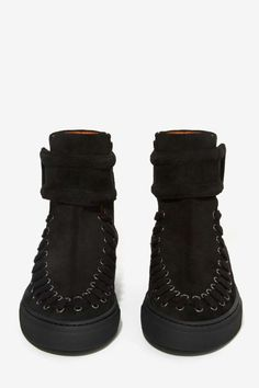 Swear London Blake Suede Sneakers//