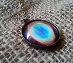 "Fehu rune pendant ""Blessing and prosperity"" charm. Fehu on nebula background. by RunicJewellery on Etsy Runes, Blessing, Charms, Magic, Pendant Necklace, Etsy, Jewelry, Jewlery, Bijoux"