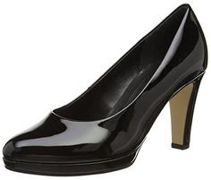Gabor  Splendid,  Damen Pumps , Schwarz - Black (Black Patent Ht) - Größe: EU 37.5 (UK 4.5) - http://on-line-kaufen.de/gabor/37-5-eu-4-5-uk-gabor-splendid-damen-pumps