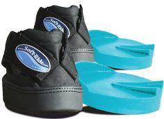 Soft Ride Boots & Gel Orthotics
