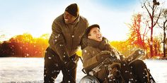 The Intouchables (France), Starring: Omar Sy, Francois Cluzet, Anne Le Ny, Audrey Fleurot and Clotilde Mollet.
