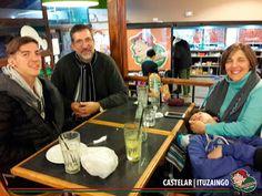 Sábado disfrutando todo el sabor de Lo de Carlitos Castelar Ituzaingo