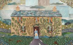 Hill Top, Sawrey. Home of Beatrix Potter-Amanda White: Monk's House Weekend, 1931: Writers' Houses