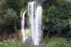 Waterfall called La Requijada by Ismael Embid on 500px