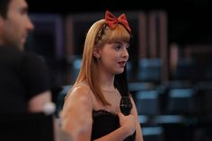 Melanie Martinez rehearsing for #Knockouts. #VoiceYourDreams