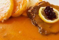 The Best Christmas Dinner Recipes and Ideas Czech Recipes, Ethnic Recipes, Best Christmas Dinner Recipes, Best Cranberry Sauce, Prague Food, Sauce Bolognaise, Great Recipes, Favorite Recipes, Garam Masala