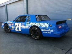 Browse and bid online for the chance to own a Race Cars vehicle at auction with Bring a Trailer, the home of the best vintage and classic cars online. Nascar Race Cars, Old Race Cars, Classic Race Cars, Classic Cars Online, Late Model Racing, Street Stock, Chevrolet Monte Carlo, Vintage Race Car, Top Cars