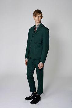 Marni Menswear - Pasarela