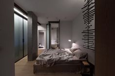 Industrial Apartment Inspired by KENZO Style in interior design  Category