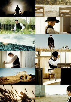 The Assassination of Jesse James by the Coward Robert Ford - Cinematographer Roger Deakins