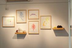 Lucila Amatista  -Bisagra Arte Contemporáneo-   #artecontemporaneo  #art #arte #acuarela