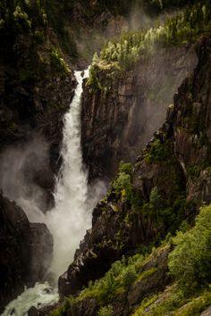 Rjukan Fossen <3 Norway.