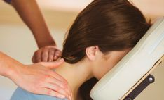 The benefits of workplace massage include immediate and tangible stress and pain relieving results for the recipient and a great ROI for Employees. Massage Treatment, Massage Benefits, Workplace, Health And Wellness, Medicine, Stress, Relax, Big, Health Fitness