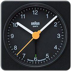 BRAUN BNC002.  Nice clock.