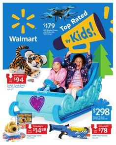 Walmart Kids Catalog November 3 - December 24, 2017 - http://www.olcatalog.com/electronics/walmart/walmart-catalog.html